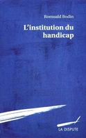 L'institution du handicap