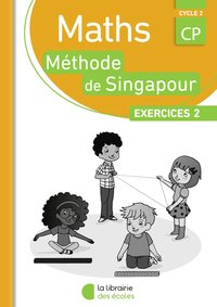 Pack 10 ex maths singapour exercices 2 cp