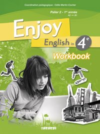 Enjoy English in 4e - Workbook