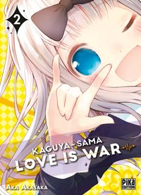 Kaguya-sama: love is war - Tome 02