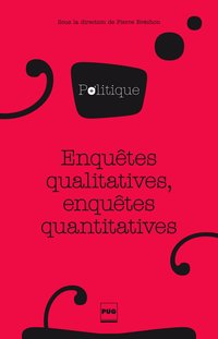 Enquetes qualitatives, enquetes quantitatives-nouvelle couv.