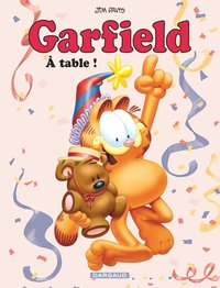 Garfield - A table !