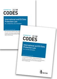 International and european data protection law