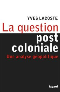 La question post-coloniale