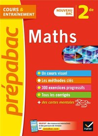 Maths 2de - prépabac
