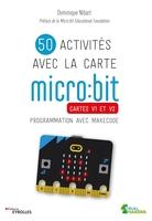 D.Nibart - 50 activités avec la carte micro:bit