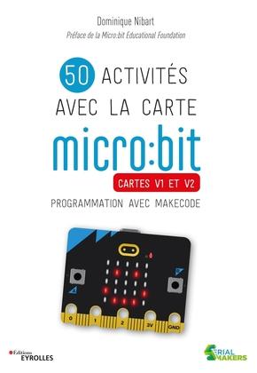 D.Nibart- 50 activités avec la carte micro:bit