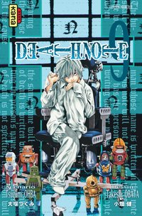 Death note - Volume 9