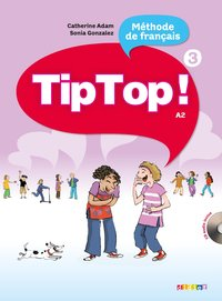 Tip top ! niv.3 - livre  + cd