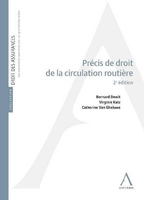 Precis de droit de la circulation routiere