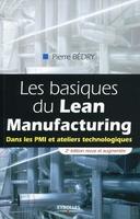 Bedry, Pierre - Les basiques du lean manufacturing