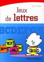 Yann Caudal - Jeux de lettres
