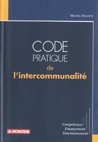 Code pratique de l'intercommunalité
