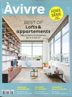 Architectures a vivre hs n 42 - best of appartements - mars/avril/mai 2019