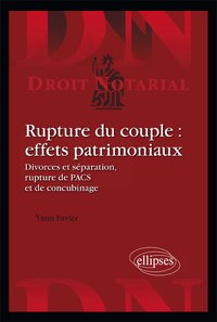 Rupture du couple