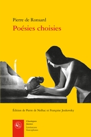 Poésies choisies