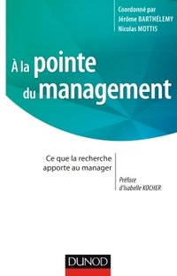A la pointe du management