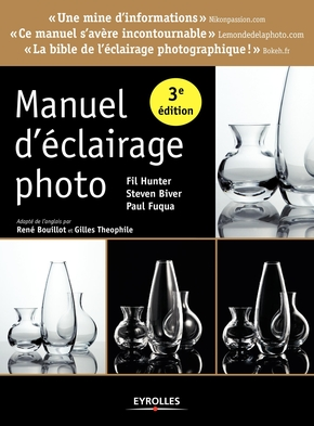 F.Hunter, S.Biver, P.Fuqua- Manuel d'éclairage photo
