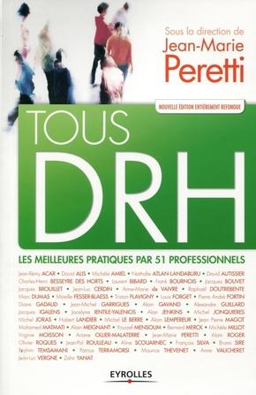 J.-M.Peretti, Collectif Eyrolles- Tous DRH