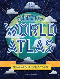 Amazing world atlas 2ed -anglais-