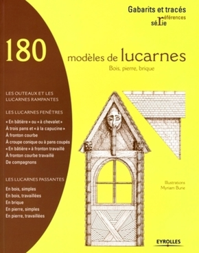 Myriam Burie- 180 modèles de lucarnes