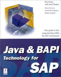 Java and BAPI Technology for SAP - K Kroes A Thakur - Librairie Eyrolles