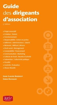 Le guide des dirigeants d'association