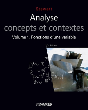 Analyse - Concepts et contextes - Volume 1