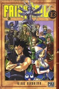 Fairy Tail - Volume 13