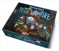 Petit Vampire : escape box