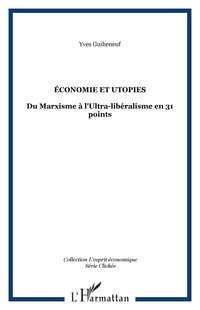 Economie et Utopies