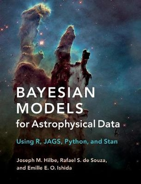 Bayesian models for astrphysical data