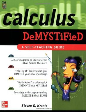 Calculus Demystified