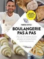 Fabrice Cottez - Boulangerie pas à pas