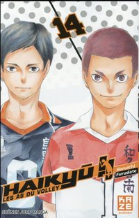 Haikyu !! - Les as du volley - Tome 14