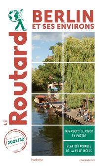 Guide du routard berlin 2021/22