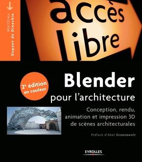 M.Dupont de Dinechin- Blender pour l'architecture