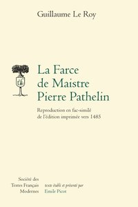 La farce de maistre pierre pathelin