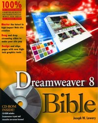 Dreamweaver 8 Bible