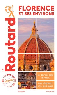 Guide du routard florence 2021/22