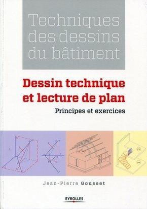J.-P.Gousset- Technique des dessins de bâtiment  1