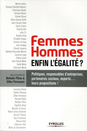 Nathalie Pilhes, Gilles Pennequin- Femmes-Hommes : enfin l'égalité ?
