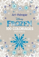 Frozen - 100 coloriages anti-stress