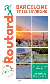 Guide du routard Barcelone - 2021/22