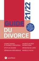Guide du divorce 21/22