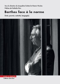 Barthes face à la Norme