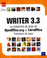 Writer 3.3 - Fonctions de base
