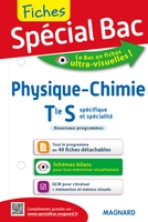 Spécial bac fiches physique-chimie ts