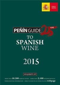 Penin guide to spanish wine 2015 /anglais