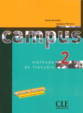 Campus 2 eleve + livret de civilisation inclus